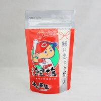 カープカープグッズ藻塩CARP蒲刈物産【海人の藻塩鯉塩パック80g2個セット】