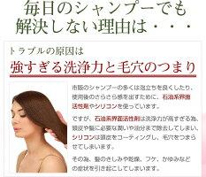 ノンシリコンシャンプー無添加バラの香りローズシャンプー美容師開発いらうローズシャンプー400ml