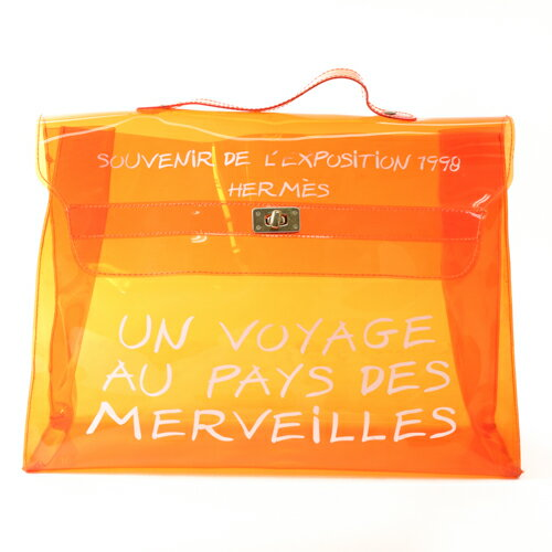 レディースバッグ, ハンドバッグ  HERMES PVC p202008014