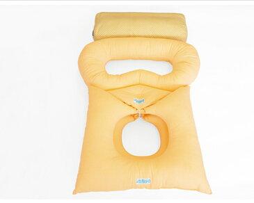 トコチャンベルトの青葉製 快眠お助けセット 枕L 送料無料 マタニティクッション大小2個+おっぱいクッション・快眠枕Lのセット ※おっぱいクッションはフリーサイズになりました!産前産後