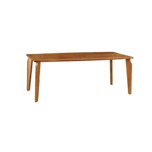 【イバタインテリア】 Win(ウィン) ダイニングテーブル(4本脚) dt-61114 ナラ材:家具ルーム