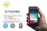 Bluetoothイヤホンヘッドセット小型ワイヤレス無線カワイイ高級感マルチポイント【メール便送料無料代引不可】
