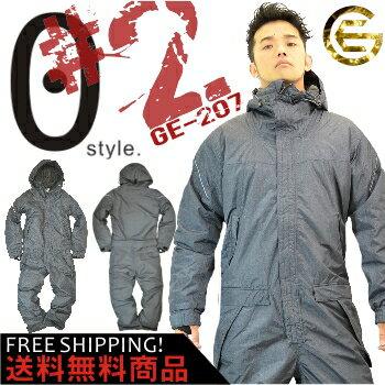 """「GE(GRACE ENGINEER's)」""""Zero STYLE#2""""防水防寒シェルスーツ/GE-20..."""