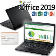 【正規MicrosoftOffice2019】【メモリ倍増4GB⇒8GB】ノートパソコン最新オフィス付店長おまかせ東芝富士通NECDELLHP等Celeron以上HDD250GB以上Windows10DVDWiFi中古パソコン中古ノートパソコンOffice付き【中古】
