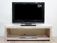 貴重チーク無垢テレビ台110cmLWW1_アジアン家具