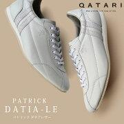 パトリックスニーカーダチアレザーホワイトPATRICKDATIA-LEWHT529190