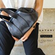 ポンタタレザーがま口バッグSサイズブラックPOMTATAFLSERIESBLACKSsizeP1423121-1218鞄バッグトートバッグバンドバックmadeinJAPAN