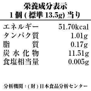 からからせんべい(箱)特製おもちゃ-栄養成分表示