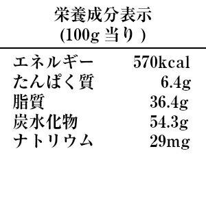 ときめいて山形(7個)山形県限定・つや姫使用-栄養成分表示