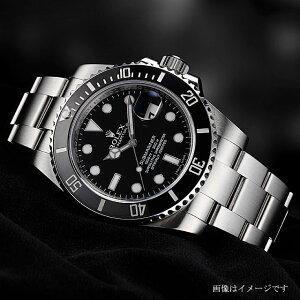 ロレックスサブマリーナデイトランダムシリアル116610LNメンズ(0DQEROAU0001)【中古】【腕時計】【送料無料】