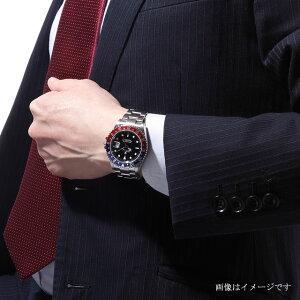 ロレックスGMTマスターII赤青ベゼルZ番16710メンズ(001HROAU0129)【中古】【腕時計】【送料無料】
