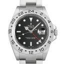 【60回払いまで無金利】ロレックス エクスプローラーII 16570 ブラック F番 メンズ(06N2ROAU0044)【中古】【腕時計】【送料無料】