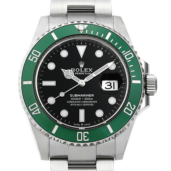 60回払い無金利 ロレックスサブマリーナデイト126610LVメンズ(0FWNROAN0006) 新品  腕時計