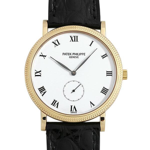 60回払い無金利 パテックフィリップカラトラバ3919Jメンズ(095OPPAU0001) 中古  腕時計