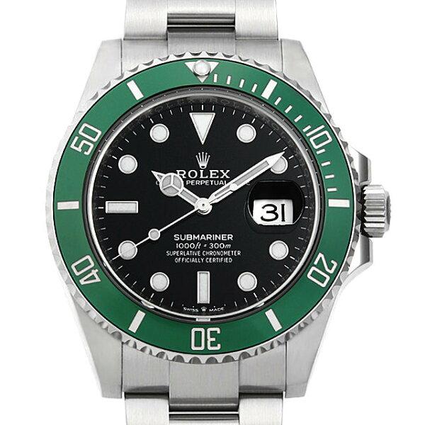 60回払い無金利 ロレックスサブマリーナデイト126610LVメンズ(1017ROAN0001) 新品  腕時計