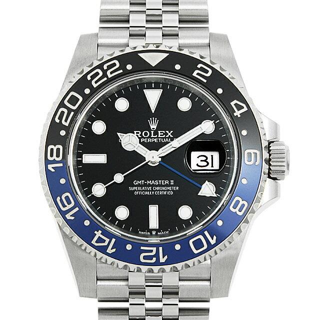 腕時計, メンズ腕時計 60 GMTII 126710BLNR (0X1YROAU0038)