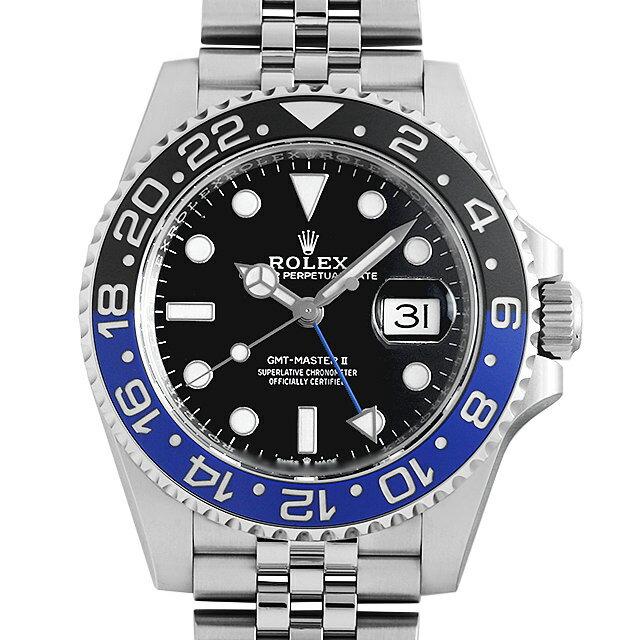 腕時計, メンズ腕時計 60 GMTII 126710BLNR (12BFROAU0001)