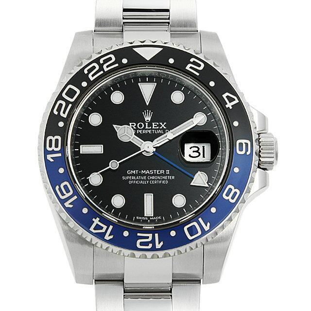 腕時計, メンズ腕時計 60 GMTII 116710BLNR (13FSROAU0001)