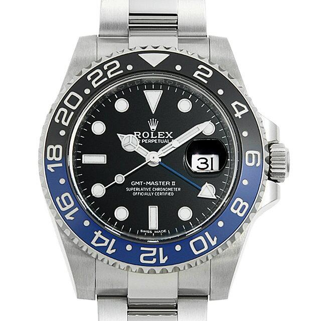 腕時計, メンズ腕時計 60 GMTII 116710BLNR (0QM0ROAU0001)
