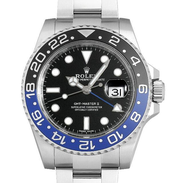 腕時計, メンズ腕時計 60 GMTII 116710BLNR (0FWNROAU1008)