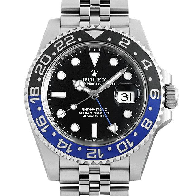 腕時計, メンズ腕時計 60 GMTII 126710BLNR (0X8KROAU0002)