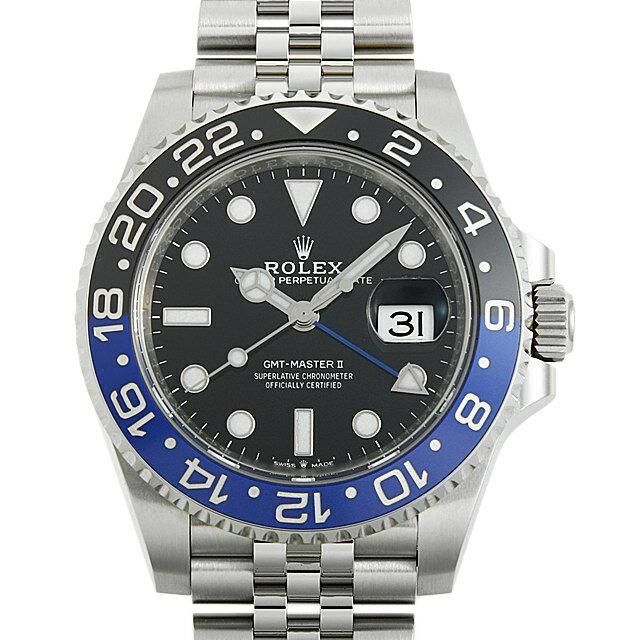 腕時計, メンズ腕時計 60 GMTII 126710BLNR (0VSZROAU0002)