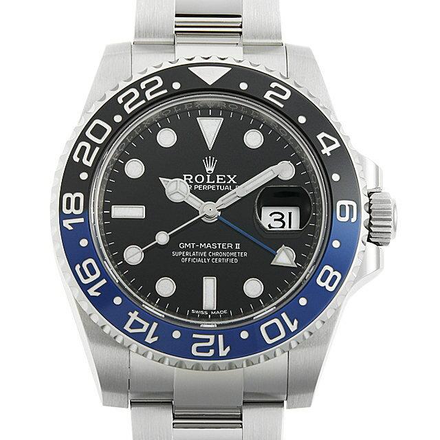 腕時計, メンズ腕時計 60 GMTII 116710BLNR (0ZGCROAU0001)