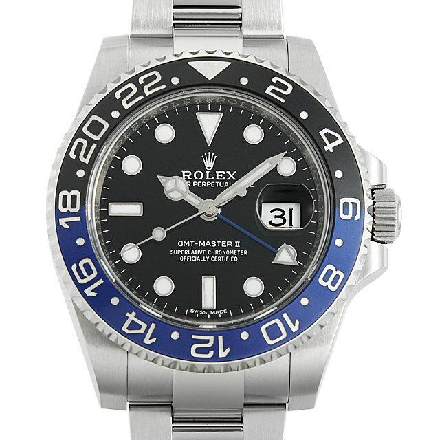 腕時計, メンズ腕時計 60 GMTII 116710BLNR (15TAROAU0002)
