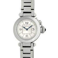 Cartier(カルティエ) ミスパシャ W3140007 シルバー/Silver 新品 レディースカルティエ ミスパ...