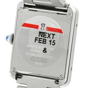 カルティエタンクソロSMW5200013レディース(0066CAAN0269)【新品】【腕時計】【送料無料】