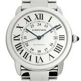 カルティエ ロンド ソロ ドゥ カルティエ XL W6701011 メンズ(0066CAAN0764)【新品】【腕時計】【送料無料】