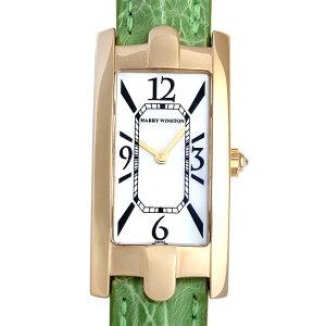 ハリーウィンストンアベニューC330/LQGL.Mレディース(0042HWAU0001)【中古】【腕時計】【送料無料】