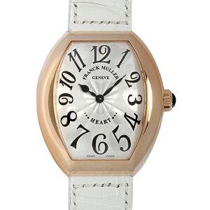 フランクミュラーハートトゥハート5002MQZ4Nレディース(05LDFRAU0001)【中古】【腕時計】【送料無料】