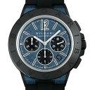【48回払いまで無金利】ブルガリ ディアゴノ マグネシウム クロノグラフ ブルーラッカー DG42C3SMCVDCH メンズ(0068BVAN0065)【新品】【腕時計】【送料無料】