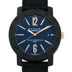【48回払いまで無金利】ブルガリ ブルガリブルガリ カーボンゴールド BBP40C3CGLD メンズ(0068BVAN0013)【新品】【腕時計】【送料無料】
