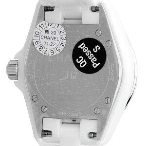 シャネルJ12白セラミック8PダイヤH2422レディース(006MCHAN0031)【新品】【腕時計】【送料無料】