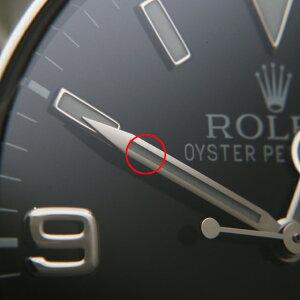 ロレックスエクスプローラーランダムシリアル214270メンズ(006XROAU0163)【中古】【腕時計】【送料無料】