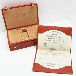 フランクミュラーカサブランカデイト8880CDTACメンズ(0B4YFRAU0001)【中古】【腕時計】【送料無料】