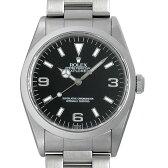 ロレックス エクスプローラーI U番 14270 メンズ(0A89ROAU0025)【中古】【腕時計】【送料無料】