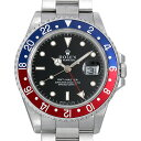 【最大10000円オフクーポン配布中!】ロレックス GMTマスター 赤青ベゼル R番 16700 メンズ(006XROAU0590)【中古】【腕時計】【送料無料】
