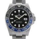 【48回払いまで無金利】ロレックス GMTマスターII 116710BLNR メンズ(006XROAU0715)【中古】【腕時計】【送料無料】