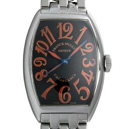 SALE 【48回払いまで無金利】フランクミュラー カサブランカ サハラ 5850H C SHR OAC メンズ(001HFRAU0090)【中古】【腕時計】【送料無料】