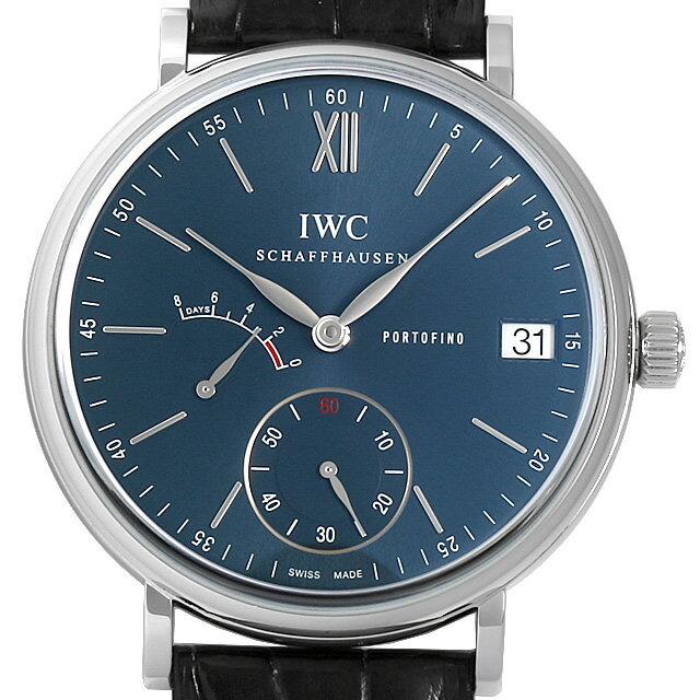 腕時計, メンズ腕時計 48IWC 8DAYS IW510106 (0NK1IWAU0001)
