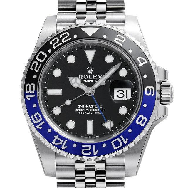 腕時計, メンズ腕時計 60 GMTII 126710BLNR (138ZROAN0001)