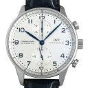 【48回払いまで無金利】IWC ポルトギーゼ クロノグラフ IW371446 メンズ(0LFCIWAN0014)【新品】【腕時計】【送料無料】