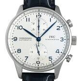 IWC ポルトギーゼ クロノグラフ IW371446 メンズ(0088IWAN0015)【新品】【腕時計】【送料無料】