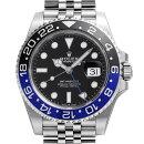 【48回払いまで無金利】ロレックス GMTマスターII 126710BLNR メンズ(0QWCROAS0003)【未使用】【腕時計】【送料無料】