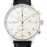 IWC ポルトギーゼ クロノグラフ IW371445 メンズ(007NIWAN0218)【新品】【腕時計】【送料無料】