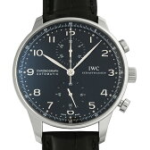 IWC ポルトギーゼ クロノグラフ IW371447 メンズ(0064IWAN0038)【新品】【腕時計】【送料無料】