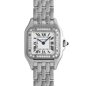 [No interest rate until 48 times payment] Cartier Panth re de Cartier SM W4PN0007 Ladies (008KCAAU0071) [Used] [Watch] [Free shipping]